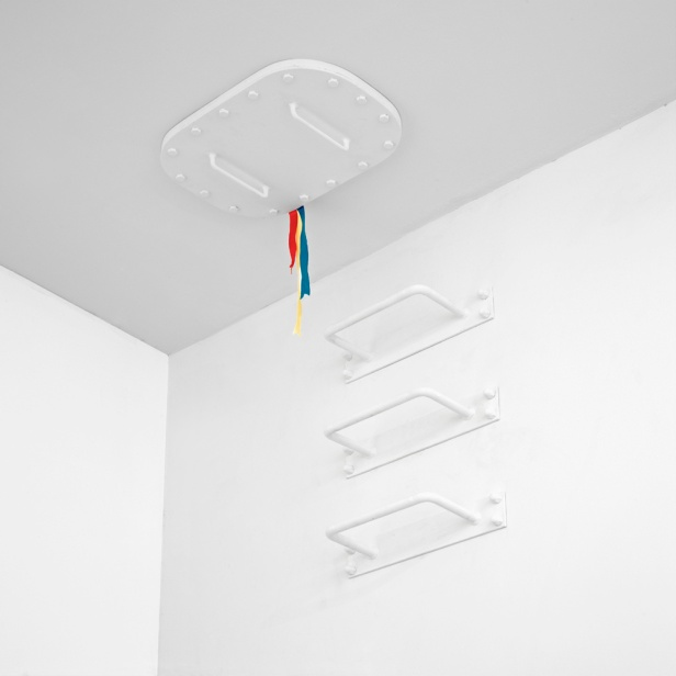Ryan Gander, Porthole to Culturefield Revisited, 2010 © Ryan Gander. Courtesy the artist and Lisson Gallery, London